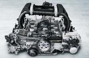 Двигатель Porsche