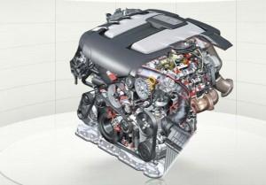 Двигатель дизельный Кайен