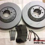 Колодки диски Panamera Turbo