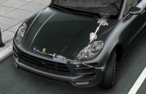 Macan Электромеханический усилитель рулевого управления