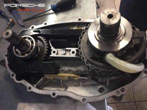 Раздаточная коробка Porsche Cayenne (3)