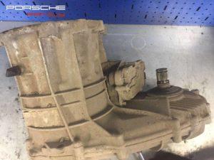 Раздаточная коробка Porsche Cayenne