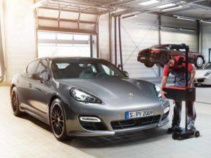 Комплексная диагностик Porsche перед покупкой