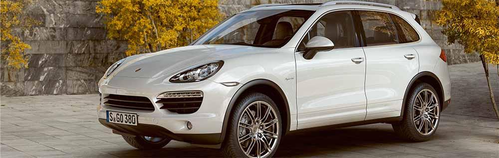 Сервис Porsche Cayenne