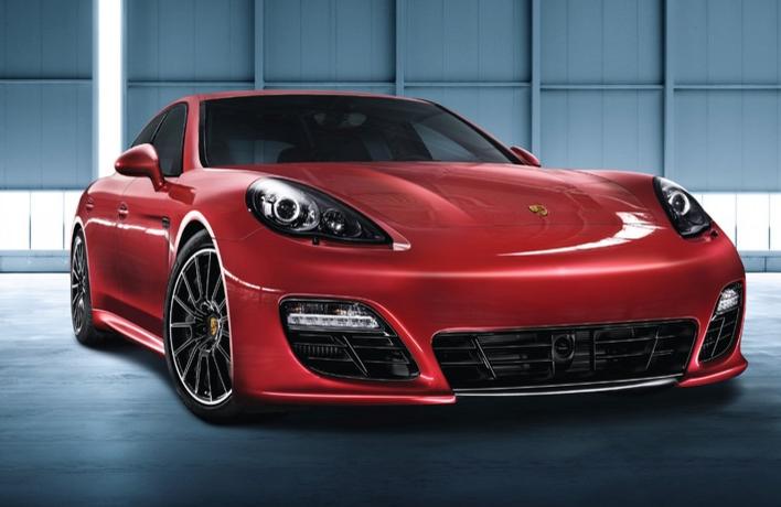 Порошковая окраска литых дисков Porsche