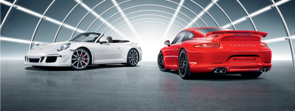Сервис Porsche 911